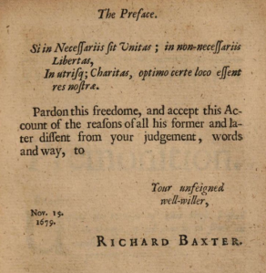 Origin Of The Phrase In Necessariis Unitas Idigress
